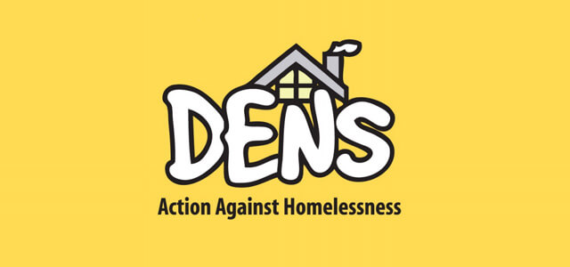 DENS Logo - Action Against Homlessness