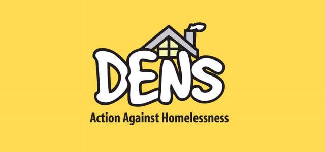 DENS Logo - Action Against Homlessness
