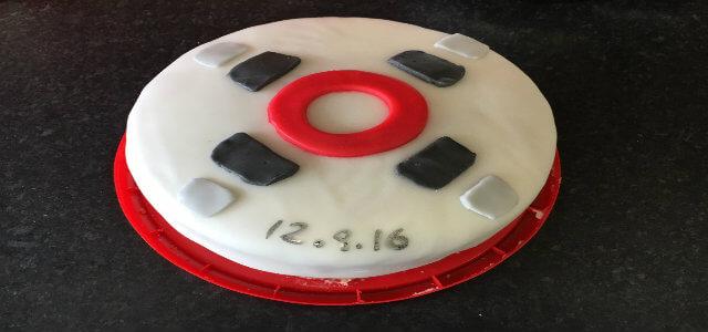 Lumina Technologies Cake