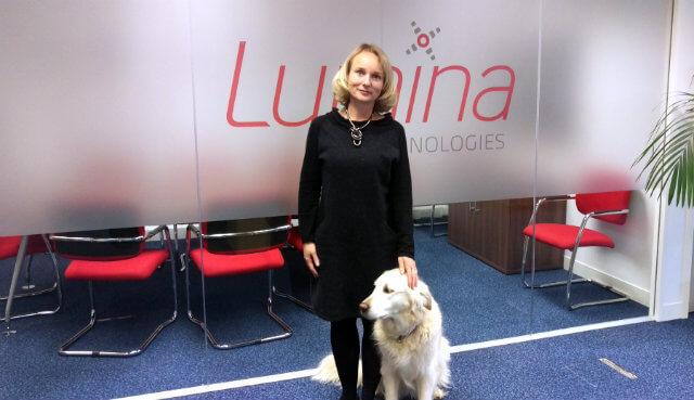 Helen McBarnet - Lumina Technologies