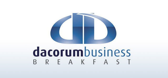 dacorum business breakfast - Lumina Technologies