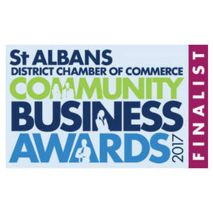 Lumina Technologies was finalist for the 2017 Community Business Awards - CSR