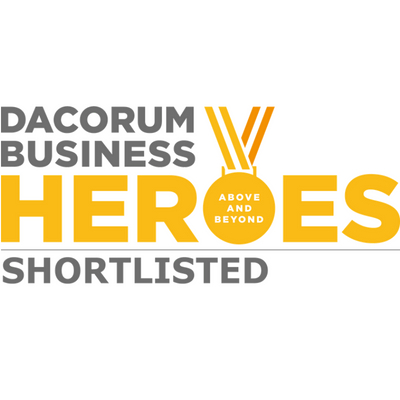 Dacorum Business Hero - Business in the Community Shortlisted